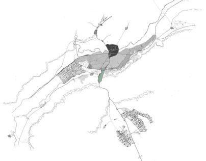 """Sinergies""/ Urbanism IV/ ETSAG"