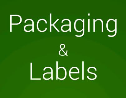 Packaging & Labels (2)