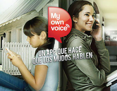 Claro, My Own Voice