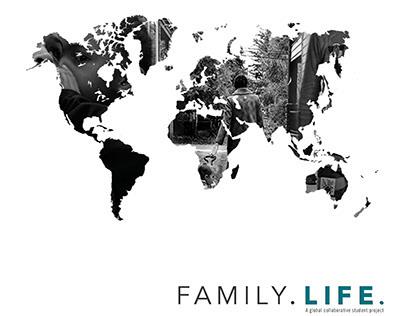 Family.Life. Photobook Template