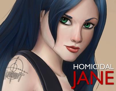 Homicidal Jane