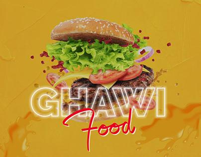 Ghawi Food   Social Media