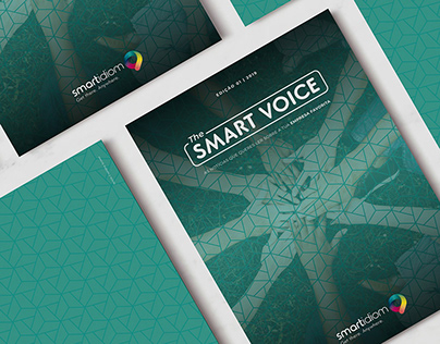 The Smart Voice · Magazine