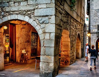 Minali Street - Girona