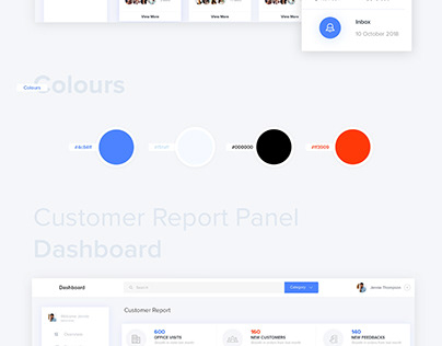 Meeting Panel Dashboard
