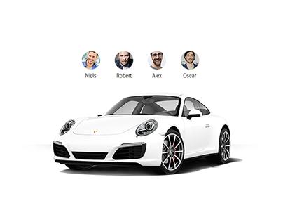 Introducing: Share a Porsche