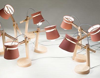 Batch Production Lamp