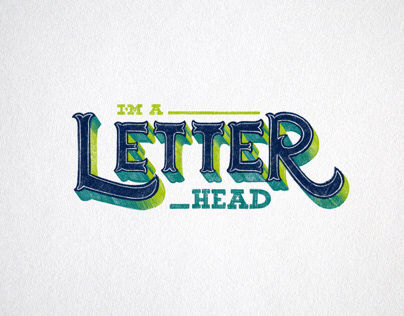 Lettering Collection #3