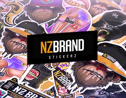 NZ STICKERZ