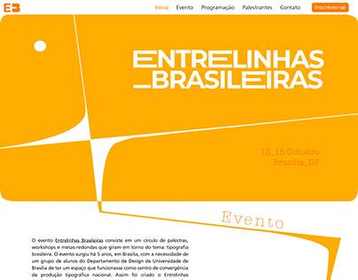 SITE // entrelinhas brasileiras