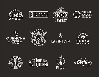 Monoline logos 2.0