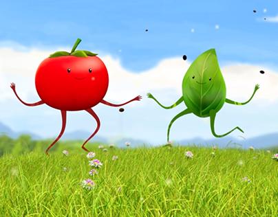 Tosh Tomate Albahaca