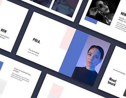 POLA - Design Template
