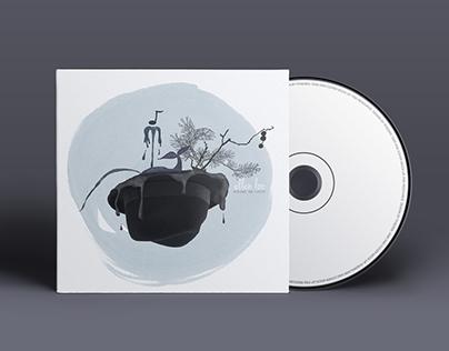 CD Cover Design - Riding on Faith