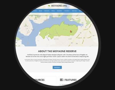 MoyaOne.org (Responsive Design)