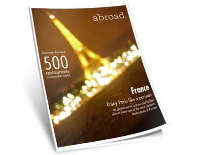 Abroad. Magazine