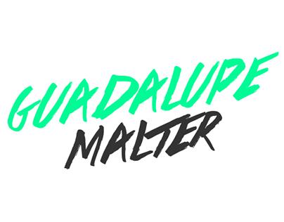 Guadalupe Malter      Branding // Website
