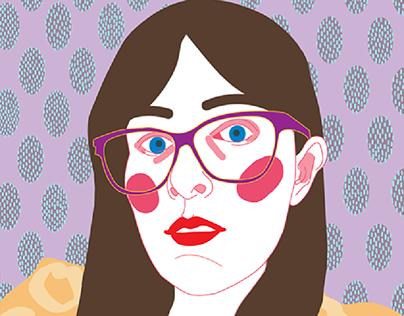 Selected Digital Portrait