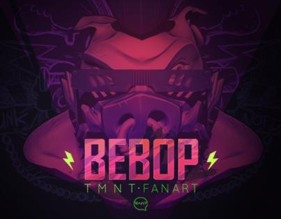 Bebop (Fant art) - 3d Character