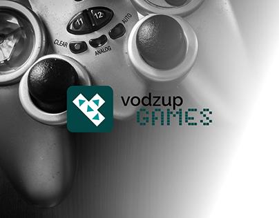 Logo Re-design / VodzupGames