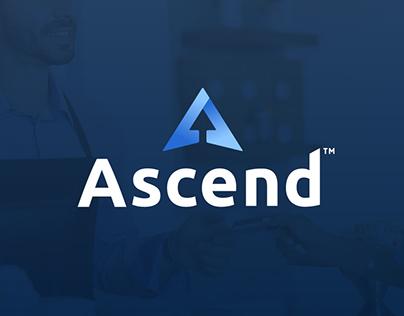 Ascend Logo Design