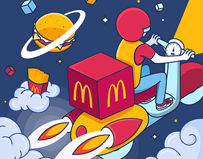 McDonalds 25 Years Anniversary