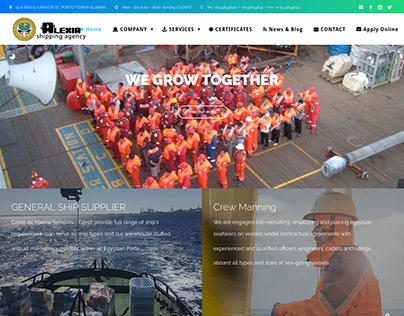 Alexia shipping agency