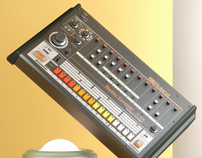 Nothing sounds quite like an 808.