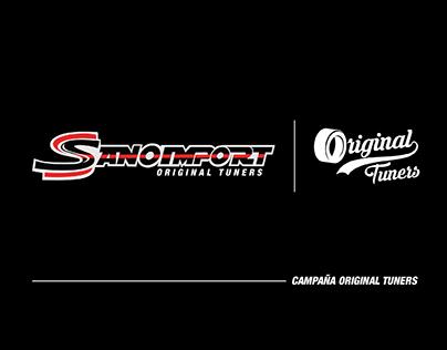 Campaña Original Tuners