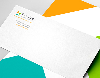 Trevia Digital Health Branding