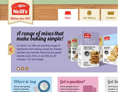 Neill's - Irish flour miller
