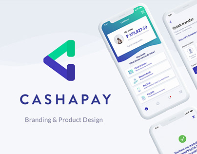 Cashapay Branding & Product Design