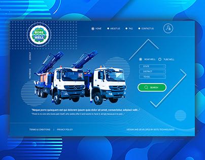 Borewell Website