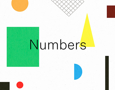 Numbers for 36 Days of Type #07