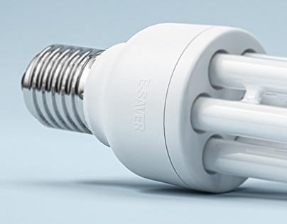 E-SAVER / 3D Light Bulb