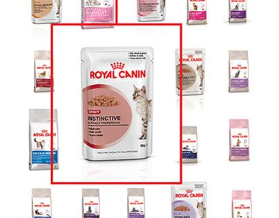 Feline Health Nutrition. Royal Canin.