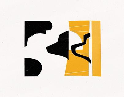 Yellow Lab - Logo Animation