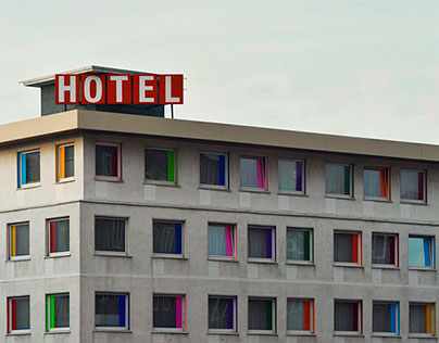 Surreal Buildings