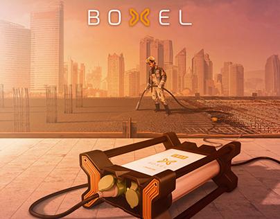 ENAR | BOXEL VIBRATOR