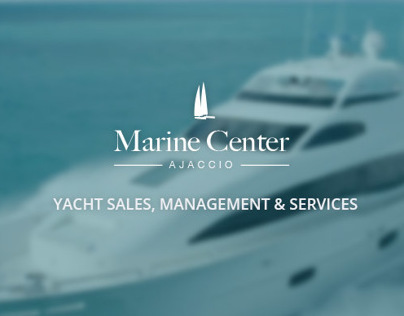 AJACCIO MARINE CENTER-Yacht sales, management & servies