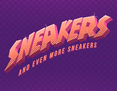 Sneakers - Volume 1