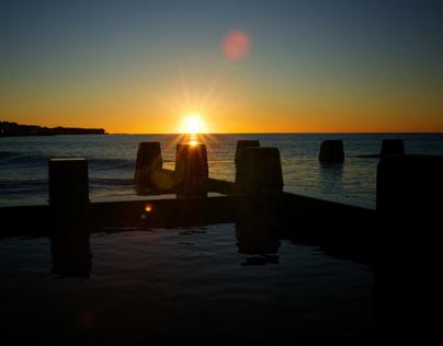 Coogee Beach Sunrise