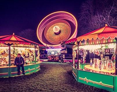 Rogers Fun Fair, Bath 2015