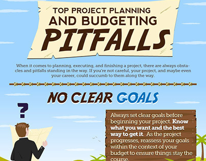 Top Project planning and budgeting Pitfalls