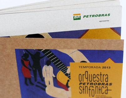 Orquestra Petrobras Sinfônica - OPES 2013