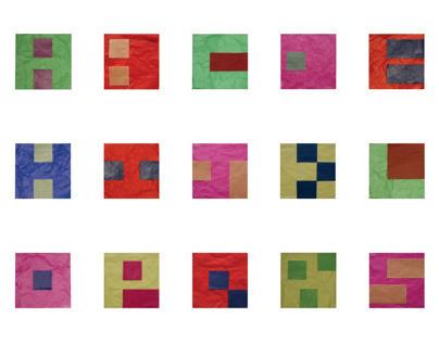 Square Typaface Design