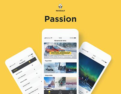 Passion App