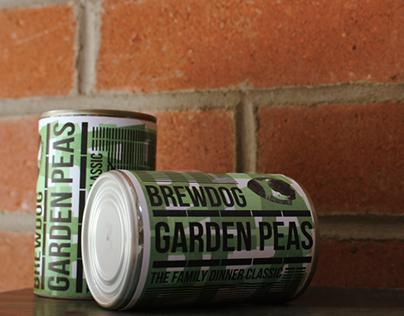 If Brewdog Made Tinned Peas