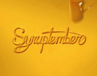 McDonald's Syruptember