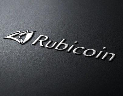 Rubicoin logo design